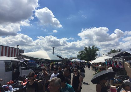 Swap-O-Rama: The First Name In Flea Markets - Chicago, Alsip