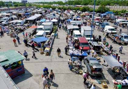 Outdoor Flea Market