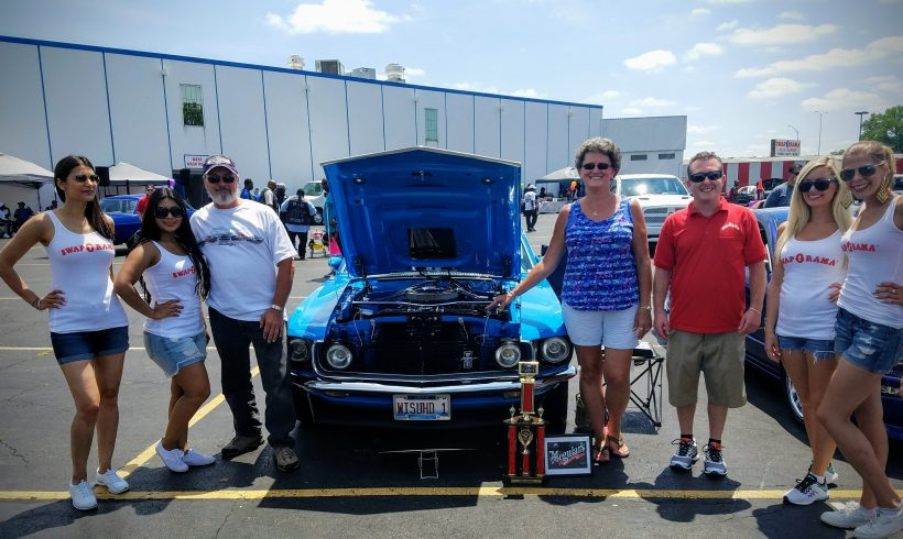 RESULTS FROM THE FIRST ANNUAL SWAP-0-RAMA CAR SHOW – July 15th
